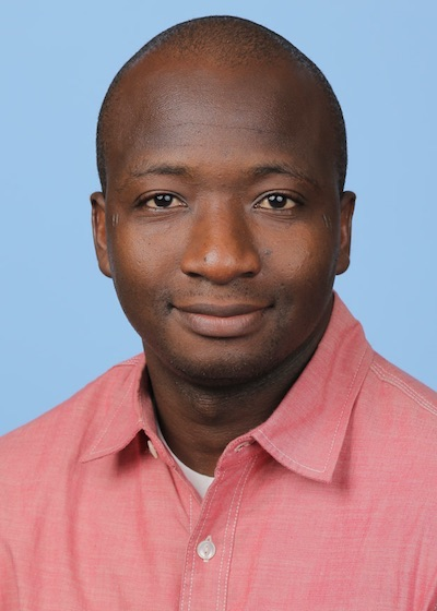 A head-and-shoulders professional photo of Djibril Ba, Epidemiology PhD student
