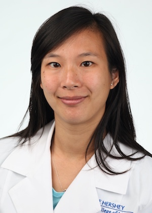 A head-and-shoulders photo of Eunice Chen