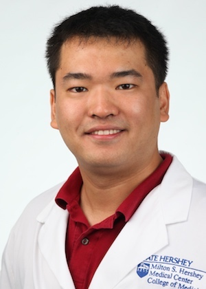 A head-and-shoulders photo of Yifu Ding