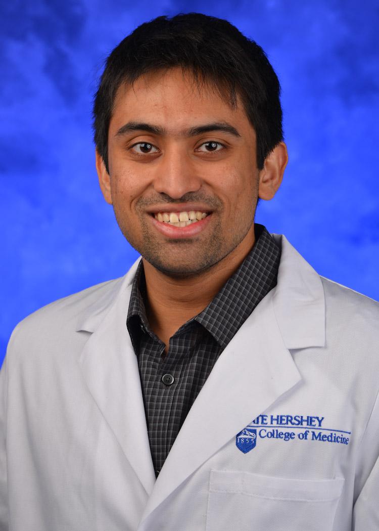 A head-and-shoulders photo of Ansh Johri